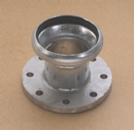 Designation ltd bauer bauer type adapters flanged for Table e flange