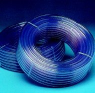 Click to enlarge - Ethyl vinyl acetate extruded hose. Can be used with Sodium Hypochlorite solution [Max 15%]. May be subject to minimum quantities.